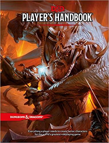 D&D Players Handbook cover